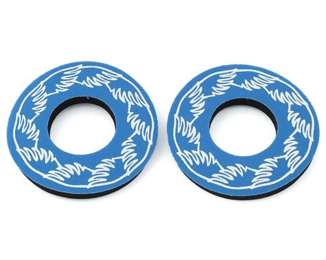 SE Racing Wing Donuts (Blue) (Pair)