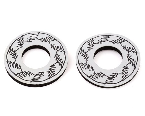 SE Racing Wing Donuts (White) (Pair)