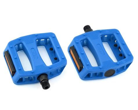 "SE Racing 12 O'Clock Nylon Pedals (Blue) (9/16"")"