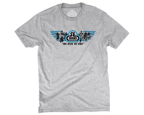 SE Racing Group Ride T-Shirt (Grey) (L)