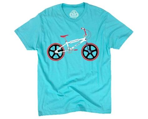 SE Racing Mike Buff PK T-Shirt (Aqua) (M)