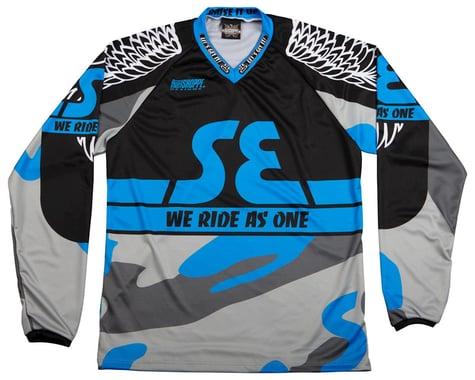 SE Racing Bikelife Jersey (Camo) (Youth L)