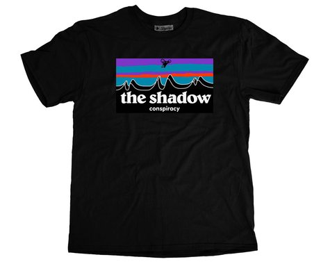 The Shadow Conspiracy Out There T-Shirt (Black) (L)