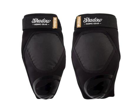 The Shadow Conspiracy Super Slim V2 Knee Pads (Black) (M)