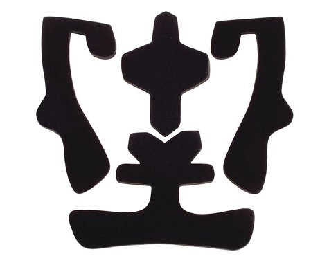 The Shadow Conspiracy Classic Helmet Pads (Black) (5mm)