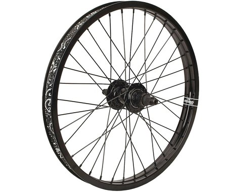 The Shadow Conspiracy Optimized LHD Freecoaster Wheel (Black) (20 x 1.75)