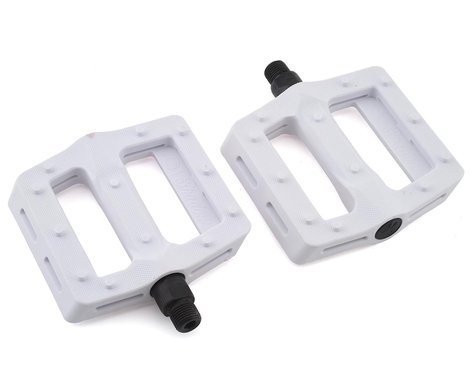 """The Shadow Conspiracy Surface Plastic Pedals (White) (Pair) (9/16"""")"""