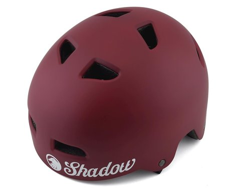 The Shadow Conspiracy Classic Helmet (Matte Burgundy) (2XL)