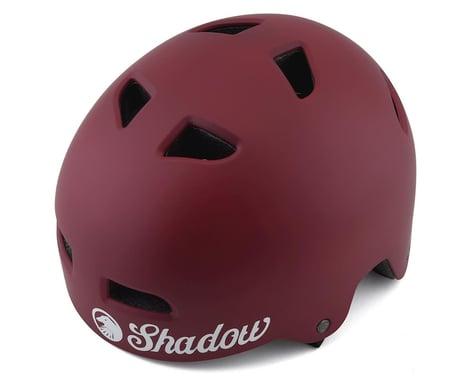 The Shadow Conspiracy Classic Helmet (Matte Burgundy) (XS)