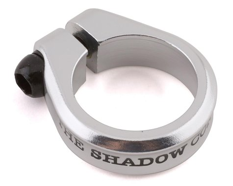 """The Shadow Conspiracy Alfred Lite Seat Post Clamp (Polished) (28.6mm (1-1/8""""))"""