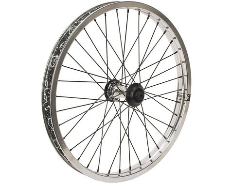 The Shadow Conspiracy Symbol Front Wheel (Polished) (20 x 1.75)