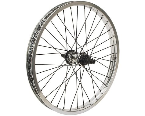 The Shadow Conspiracy Symbol Cassette Wheel (Polished) (Left Hand Drive) (20 x 1.75)