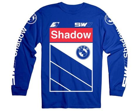 The Shadow Conspiracy DTM Long Sleeve T-Shirt (Royal Blue) (2XL)