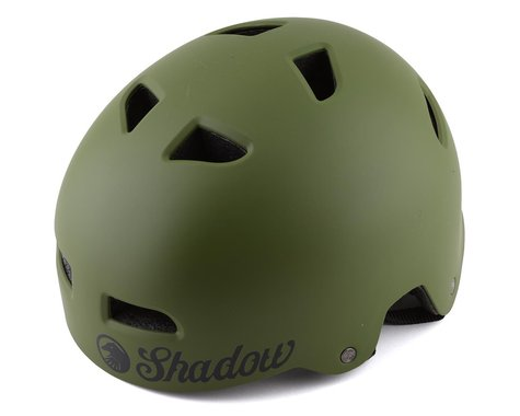 The Shadow Conspiracy Classic Helmet (Matte Army Green) (2XL)
