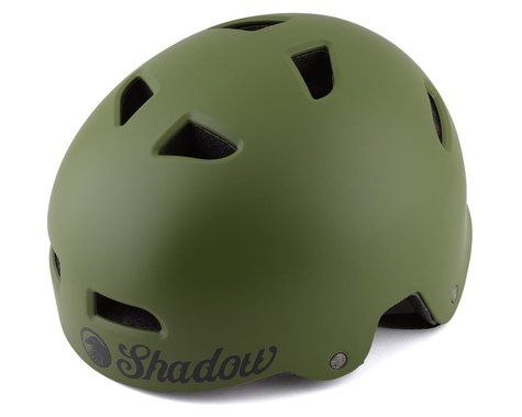 The Shadow Conspiracy Classic Helmet (Matte Army Green) (XS)