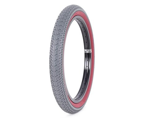 """The Shadow Conspiracy Contender Welterweight Tire (Finest Grey/Red) (20"""") (2.35"""")"""