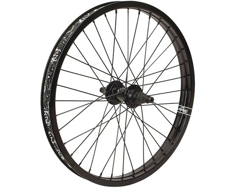 The Shadow Conspiracy Symbol Cassette Wheel (Black)(Right Hand Drive) (20 x 1.75)