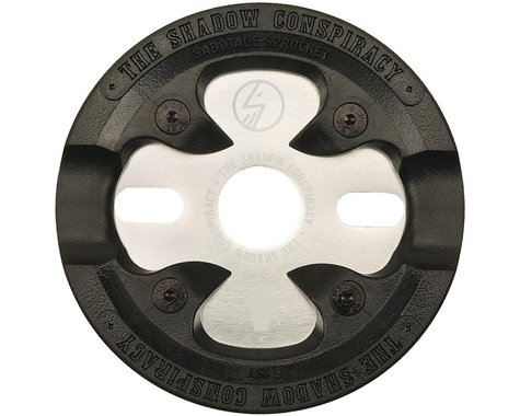 The Shadow Conspiracy Sabotage Guard Sprocket (Polished) (25T)
