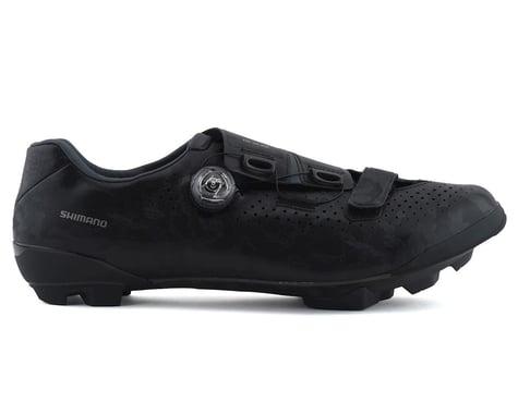 Shimano RX8 Gravel Shoes (Black) (42)