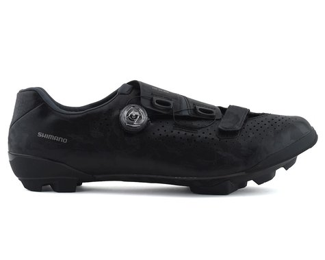 Shimano RX8 Gravel Shoes (Black) (44)