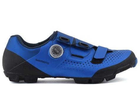 Shimano SH-XC501 Mountain Shoe (Blue) (44)