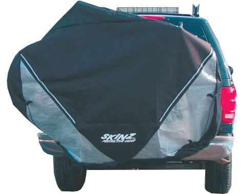 Skinz Hitch Rack Rear Transport Cover (Fits 2-4 Bikes)