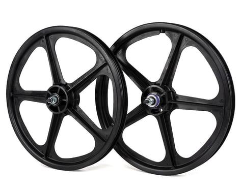 """Skyway Tuff Wheel II 20"""" Wheel Set (Black) (3/8"""" Axle) (20 x 1.75)"""