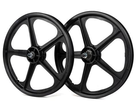 "Skyway Tuff Wheel II 20"" Wheel Set (Black) (14mm Rear Axle) (20 x 1.75)"