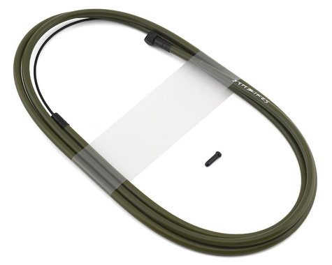 S&M Linear Brake Cable (Green)