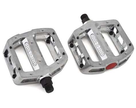 """S&M 101 Pedals (Silver) (Pair) (9/16"""")"""