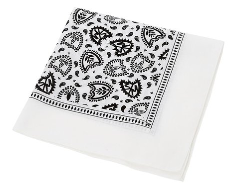 S&M Bandana (White)