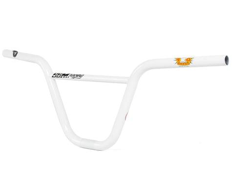 """S&M Race XLT Bars (White) (8.5"""" Rise)"""