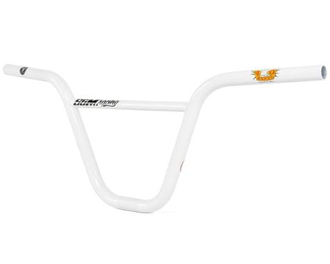 """S&M Race XLT Bars (White) (9.25"""" Rise)"""