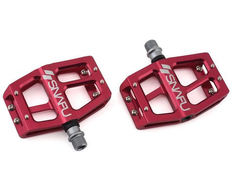 """Snafu Anorexic Junior Race Pedal (Red) (9/16"""")"""