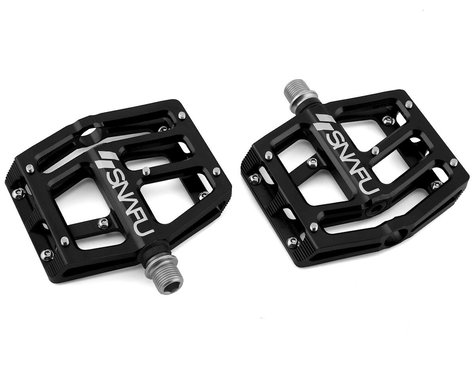 """Snafu Anorexic Pro Pedals (Black) (9/16"""")"""