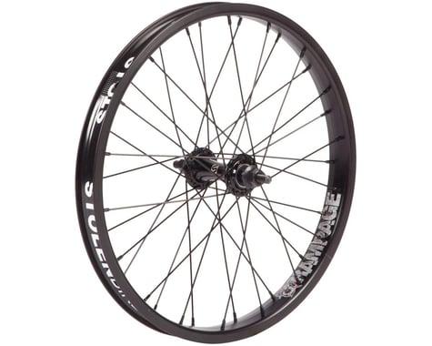 """Stolen Rampage 18"""" Front Wheel (Black) (18 x 1.75)"""