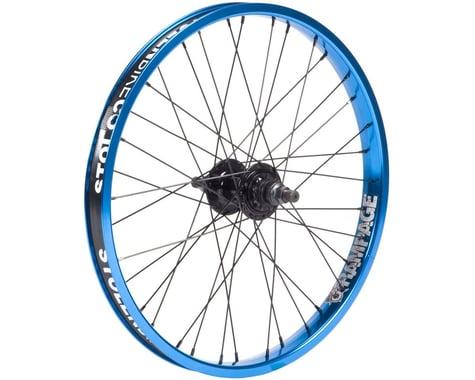 Stolen Rampage Cassette Wheel (Black/Blue) (20 x 1.75)