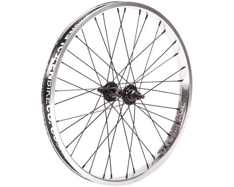 Stolen Rampage Front Wheel (Black/Polished) (20 x 1.75)