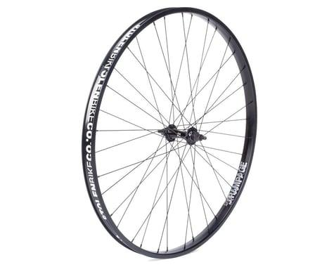 """Stolen Rampage 29"""" Cruiser Front Wheel (Black) (29 x 1.75)"""