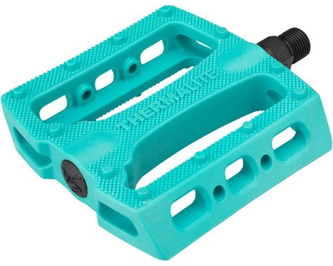 """Stolen Thermalite PC Pedals (Caribbean Green) (9/16"""")"""