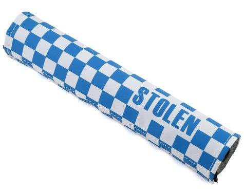 Stolen Fast Times Crossbar Pad (Blue/White Checker)