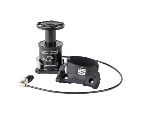 Stompump Portable Floor Pump (Black)