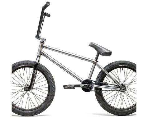 """Stranger 2021 Level CS BMX Bike (20.75"""" Toptube) (Matte Raw)"""