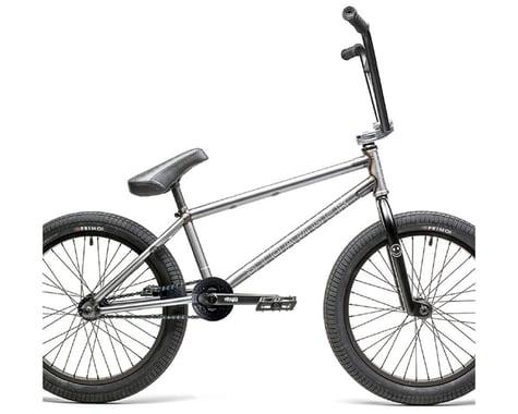 """Stranger 2021 Level FC BMX Bike (20.75"""" Toptube) (Matte Raw)"""