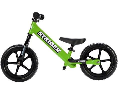 Strider Sports 12 Sport Kids Balance Bike (Green)