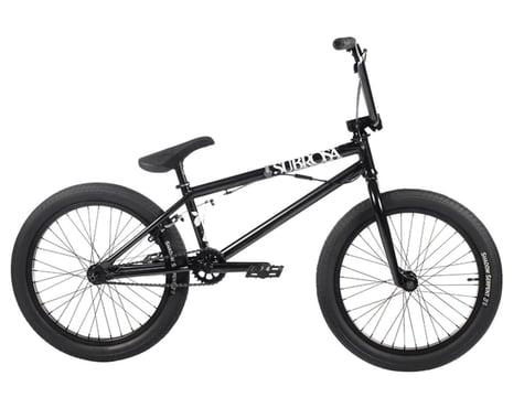 "Subrosa 2021 Wings Park BMX Bike (20.2"" Toptube) (Ed Black)"