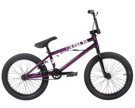 """Subrosa 2021 Wings Park 18"""" BMX Bike (17.5"""" Toptube) (Trans Purple)"""