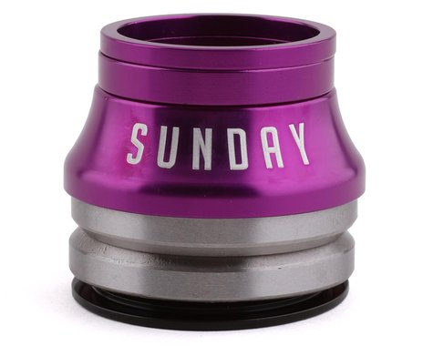 Sunday Conical Integrated Headset (Purple)