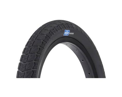 "Sunday Current V2 BMX Tire (Black) (20"") (2.4"")"