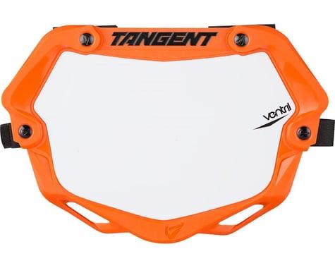 Tangent 3D Ventril Plate (Orange) (S)